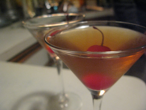 Cocktail Recipe: Perfect Parallels