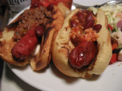 An Easy Supper: Hot Dogs!