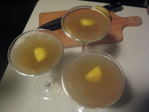 Cocktail Recipe: Carjack