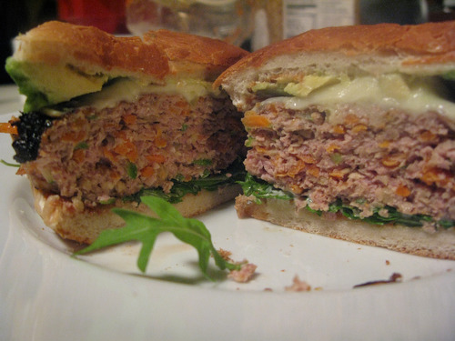 Recipe: Turkey Burgers