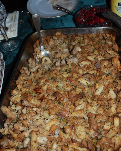 'Simple is Best' Stuffing Recipe for Thanskgiving