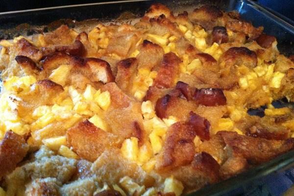 Pineapple Bake Recipe