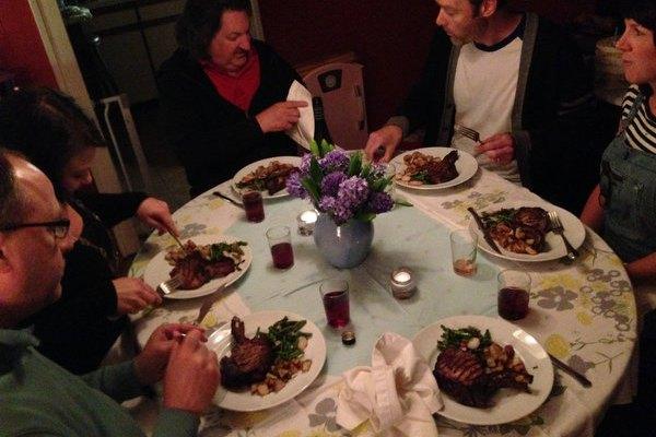 A Birthdays Supper