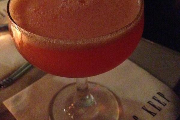 Cocktails at Lantern's Keep