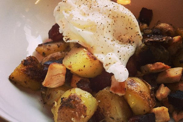 What's-in-the-Fridge Hash!