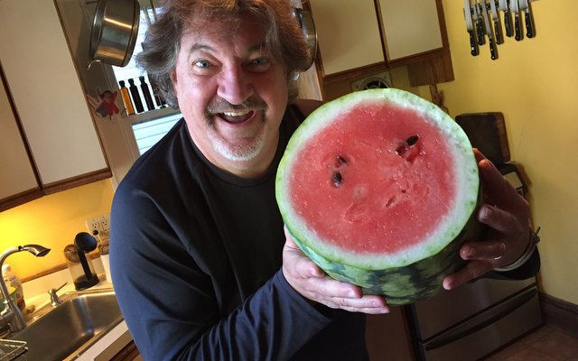 We Have a Winner Watermelon!