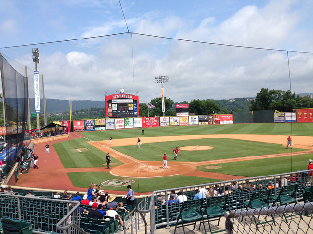 Chattanooga Lookouts!