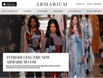 Net-a-Porter Pairs With Luxury Rental Start-Up Armarium