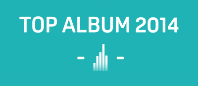 visuel top album 2014