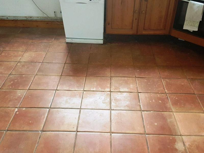 Large Of Terra Cotta Tile