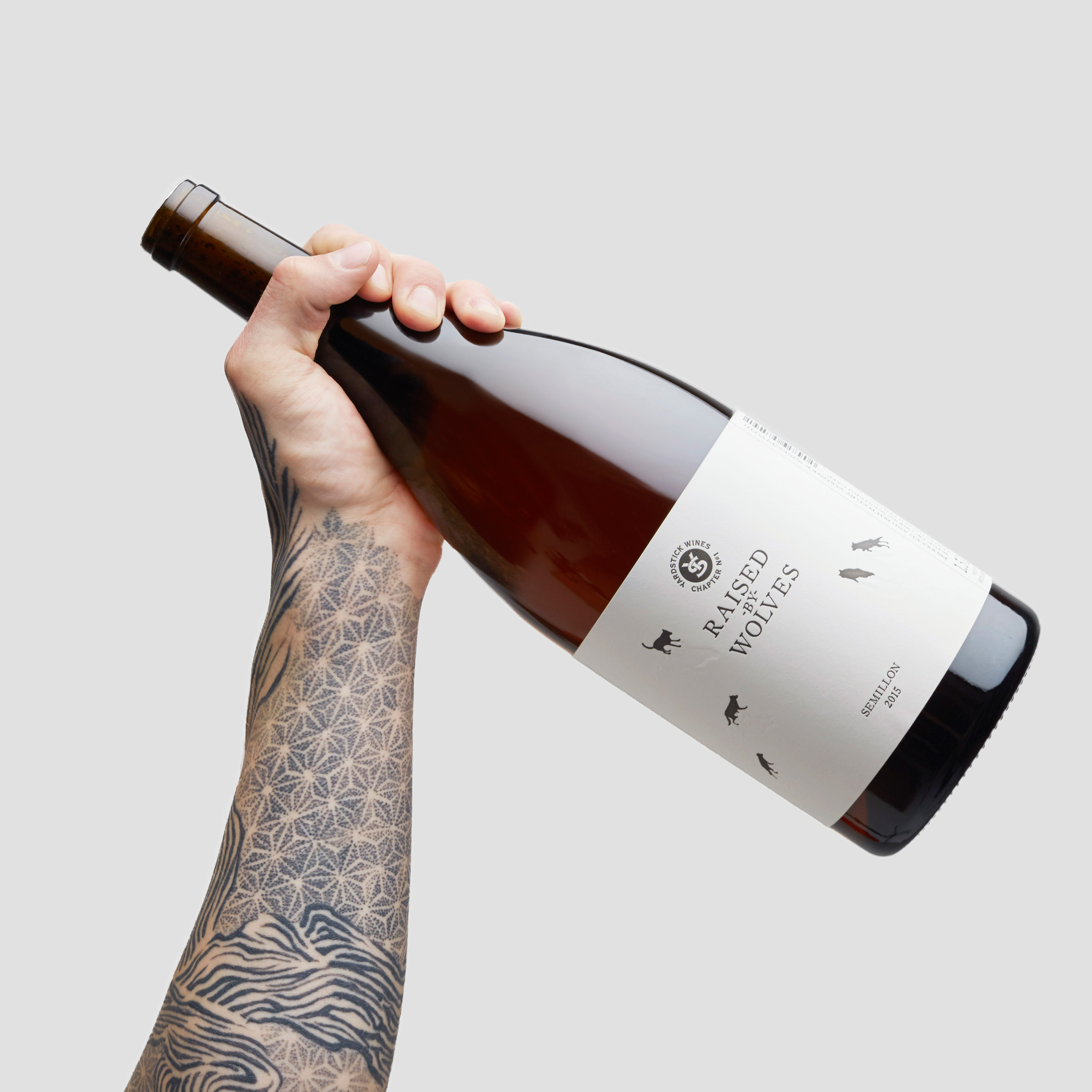 Raised by Wolves – Semillon Gris (Magnum)