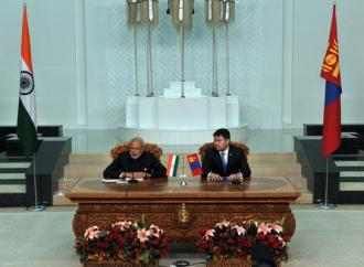New age of Indo-Mongolian relations