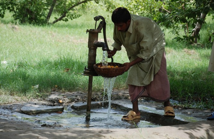 Pakistan's water crisis is too real