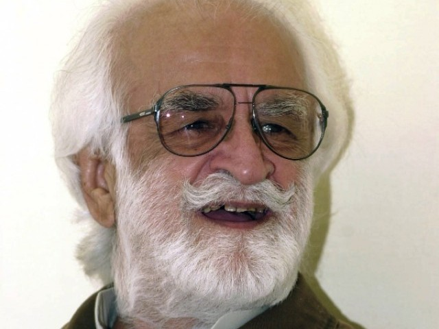 Nawab Akbar Bugti, former Minister of State for Interior and former Governor of Balochistan in Pakistan