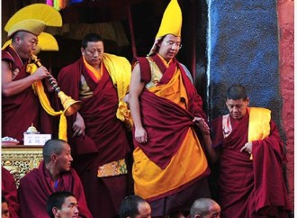 China's efforts to legitimize its nominee as the 11th Panchen Lama in Tibet