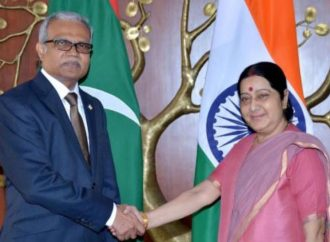 Maldives: Recalibrating 'India first' policy?