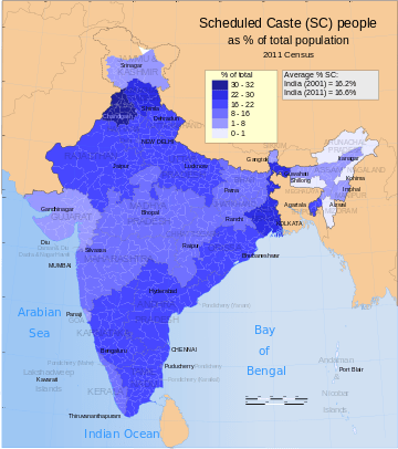 Dalit politics and Indian state