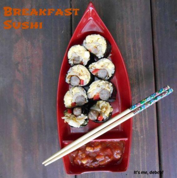 Breakfast-Sushi