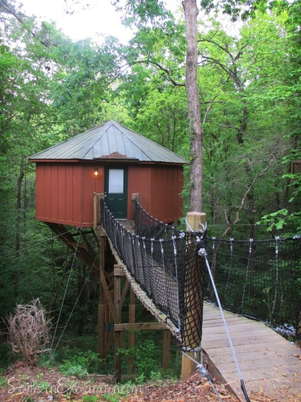 Tree House at Historic Banning Mills | Whitesburg, GA