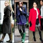 Celeb Winter Wardrobe Inspiration