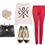 Four Valentine's Day Outfits