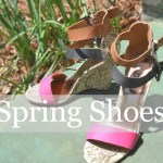 spring shoe addiction