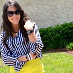 Stripes and Neon