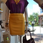 LSU Tailgating Style: Purple and Gold Outfits