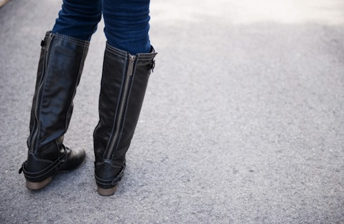 Outlaw Riding Boots