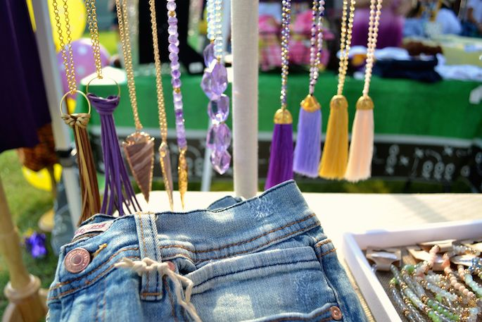 The Baton Rouge Fashion Council hosts first annual Fall Fashion Fest to showcase best LSU tailgating game day style.