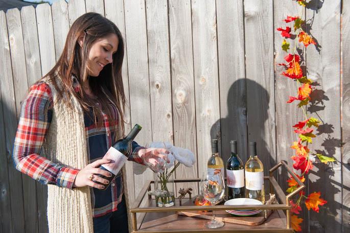DIY Printable Wine Labels