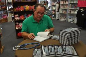 Allen Mendenhall Interviews Russell Scott, Author of The Hard Times