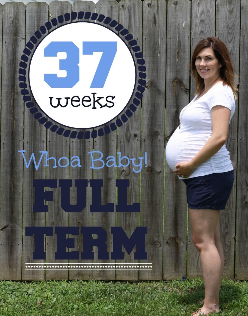 Baby Bump Update | 36 & 37 Weeks