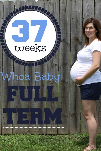 Baby Bump Update | 36 & 37 Weeks