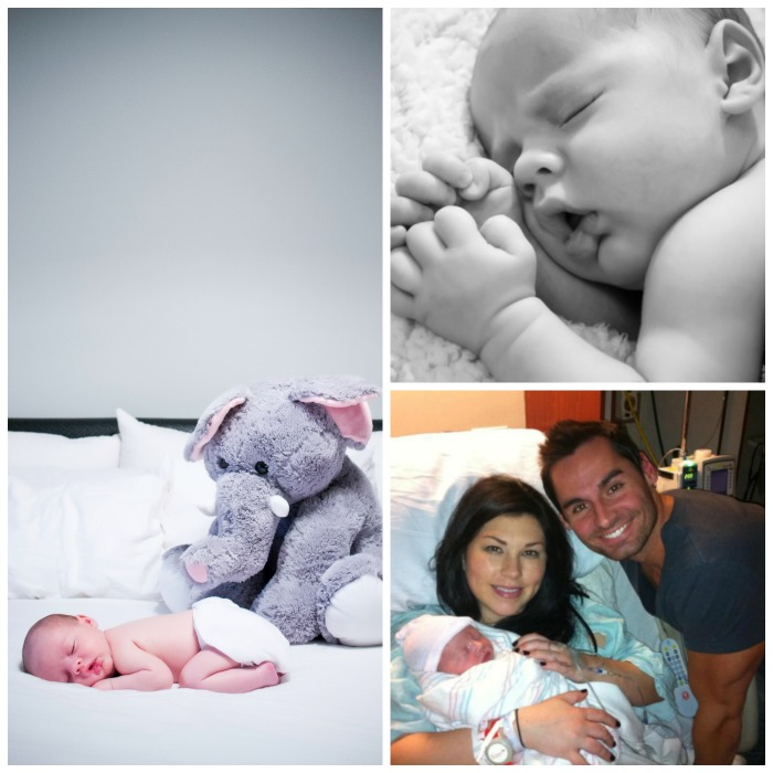 Newborn + First Family Photo - Southern Made Blog