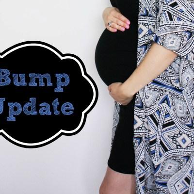 Third Trimester Bump Update