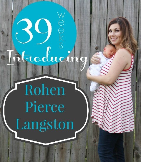 Southern Made Blog | Introducing Baby Boy