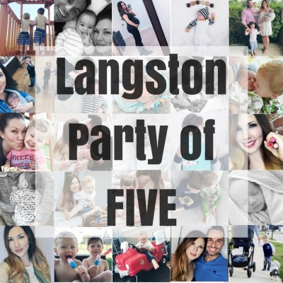 Langston, Party of FIVE
