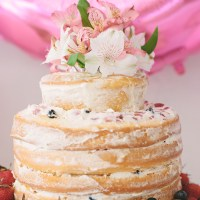 Layered Berry Chantilly Copycat Cake Recipe