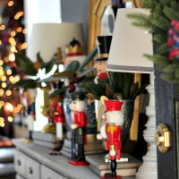 2015 Southern State of Mind Christmas Home Tour - The Foyer