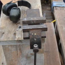 What the photos do not show is the skill level needed to make this clamp by hand.