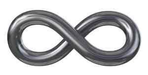 dibujo del infinito