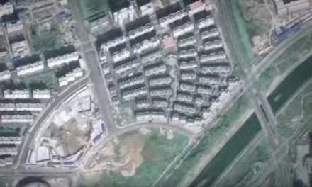 Ciudades fantasmas en China