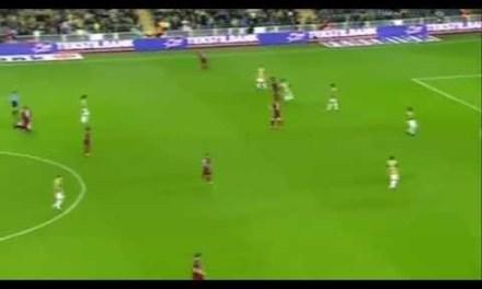 Así tratan a los racistas en el fútbol turco
