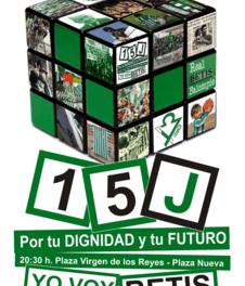 El 15J será el día de la revolución bética