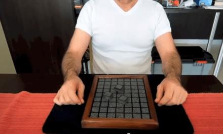 Azulejos: a ver si descubres el truco