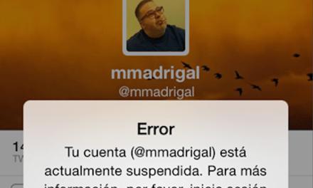 Las redes sociales censuran a los que muestran sus irregularidades