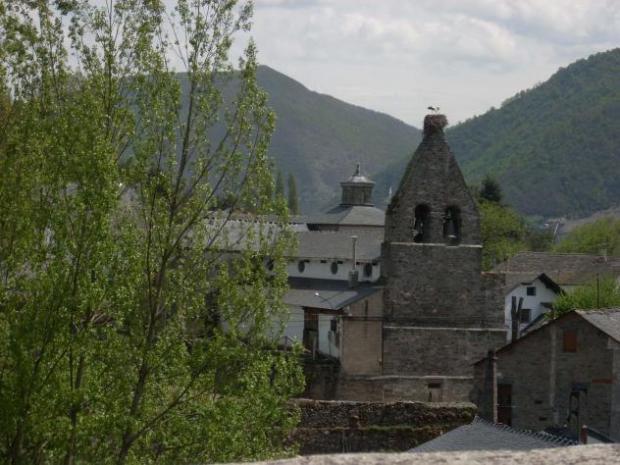 Iglesia de San Miguel de Laciana