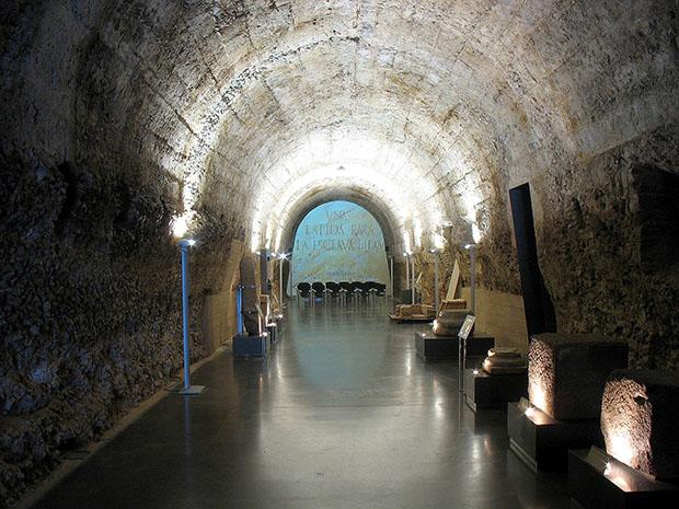 Museo Romano y Ergástula de Astorga