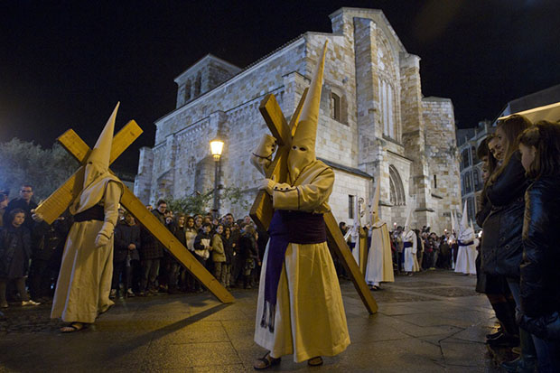 Semana Santa de Zamora / Turismo de Zamora